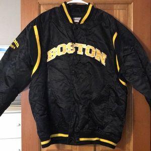 Bruins jacket